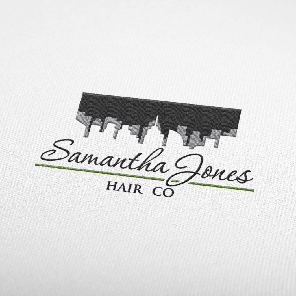 Logo-Design-Brisbane-Portfolio-Samantha-Jones-Hair-Co