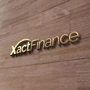 Logo-Design-Brisbane-Portfolio-Xact-Finance