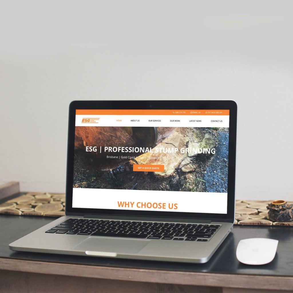 Website-Design-Brisbane-Portfolio-ESG-Professional Stump Grinding