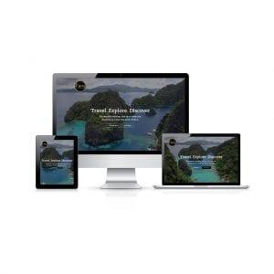 Website Design Brisbane Portfolio Envy Boutique Travel