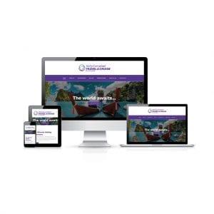 Website Design Brisbane Portfolio Kelly Campbell Travel